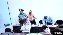 Armenia -- Trial of former Foreign Minister Aleksandr Arzumanian, Yerevan, 17Jun2009