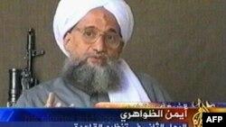 лидерот на Ал Каеда Ајман ал Завахири