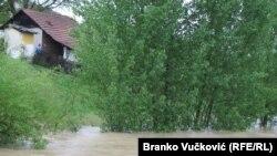 Poplave u Srbiji, maj 2014, ilustrativna fotografija