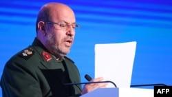 İranın müdafiə naziri Hossein Dehghan