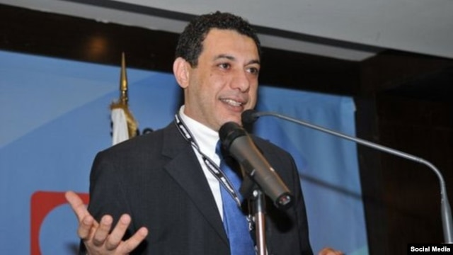 Nizar Zakka was detained in September 2015 in Tehran after attending a government-organized conference on entrepreneurship and employment.