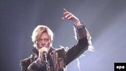 David Bowie - fotografi nga viti 2004