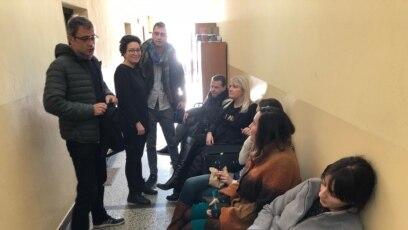 Idemo na sud jer smo se suprostavili: Anita Mitić