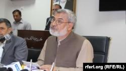 د کلیو او پراختیا وزیر نصیر احمد درانی