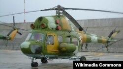Ілюстративне фото: вертоліт «Мі-2»