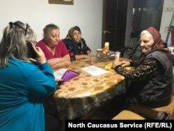 Собрание инициативной группы жильцов