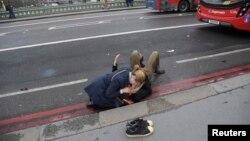 Londonda hücum