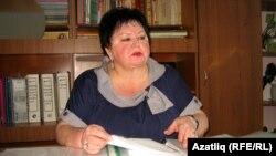 Гүзәлия Гарифьянова