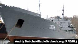 Плавуча майстерня Чорноморського флоту Росії ПМ-138