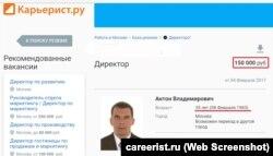 Антон Ганин