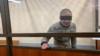 Зорлау бабымен айыпты деп танылып, 11 жылға түрмеге кесілген Шоқан Әбілқасымов. Нұр-Сұлтан, 17 қыркүйек 2019 жыл.