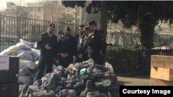 نیروی انتظامی از شهریورماه ۵ میلیون سیدی «غیرمجاز» را جمعآوری کرده است