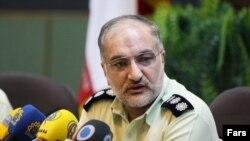 محمدمسعود زاهدیان، رئیس پلیس مبارزه با مواد مخدر ناجا
