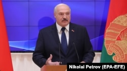 Aleksandr Lukașenka