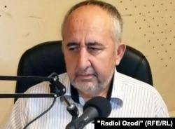 Давлати Усмон, собиқ вазири иқтисод ва тиҷорати Тоҷикистон