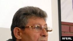 Moldovan interim President Mihai Ghimpu