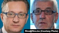 Zoran Tomić i Esad Bajtal