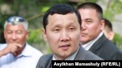 Адвокат Абзал Құспанов. Ақтау, 3 мамыр 2012 жыл.
