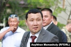Адвокат Абзал Куспанов.