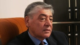 Former Turkmen Culture and Tourism Minister Geldimurad Nurmuhammedov (undated file photo)