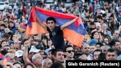 Երևան, 30-ը ապրիլի, 2018թ.