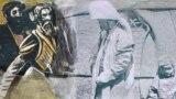 """Бела Уитц. Кыргыздардын 1916-жылкы көтөрүлүшү"""". Эскиз. 1936-жыл."""