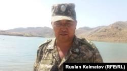 Элдияр Кудабаев.
