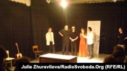 Польский театр «Крик» у Харкові