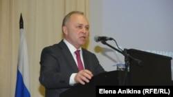 И.о. мэра Новосибирска Владимир Знатков