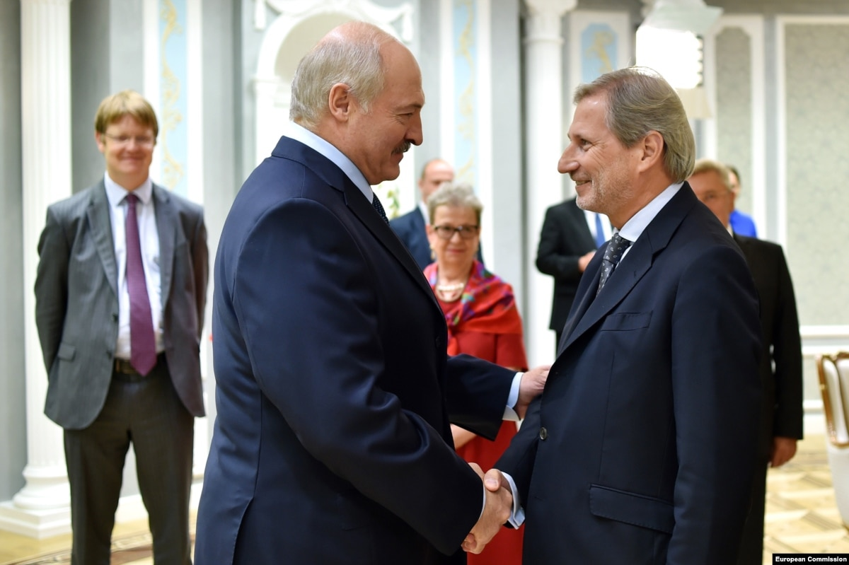 EU Extends Belarus Arms Embargo