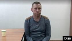 Задержанный сотрудниками ФСБ Алексей Бесарабов