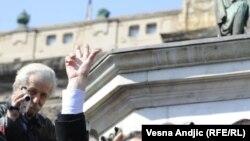 20 godina od martovskih demonstracija, FOTO: Vesna Anđić