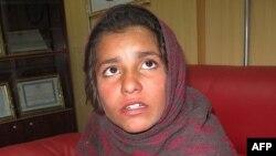 10 жасар Спожмай. Ауғанстан, 6 қаңтар 2014 жыл.