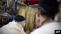 Tehran sinaqoqu (Arxiv)