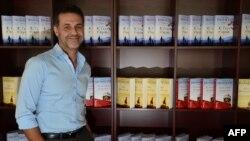 İtaliya - Khaled Hosseini yeni kitabını təbliğ edir, 7 oktyabr 2013
