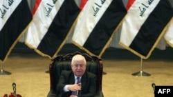 فؤاد معصوم رئيس كتلة التحالف الكردستاني