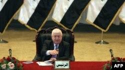 Fuad Masum, kandidati për president të Irakut