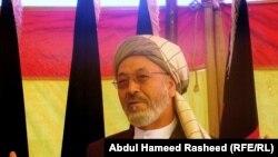 Вице-президент Афганистана Мохаммад Карим Халили