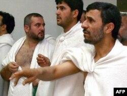 Iranski predsjednik Mahmud Ahmadinejad bio je na hadžu 2007. godine