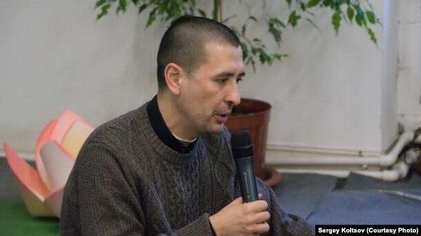 """Дмитрий Угай читает лекцию на фестивале """"Ведалайф"""""""