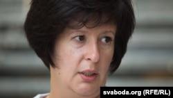 Представниця України в гуманітарній підгрупі Тристоронньої контактної групи щодо врегулювання ситуації на Донбасі Валерія Лутковська