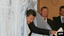 Victor Ianucovici la Kiev