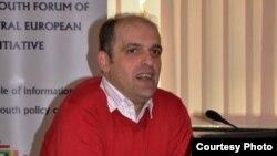 Зоран Илиоски, извршен директор на Коалицијата на младински организации СЕГА.