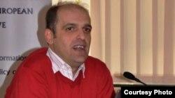 Зоран Илиоски - извршен директор на Коалицијата на младинските организации СЕГА.