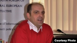 Зоран Илиоски, извршен директор на Коалицијата на младинските организации СЕГА.