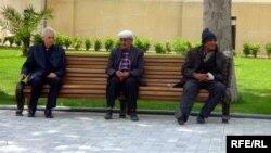 Pensionerlər. 2009