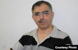 Марат Мамадшоев, рӯзноманигори тоҷик муқими Бишкек.