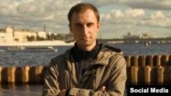 Обвиняемый по Болотному делу Дмитрий Бученков