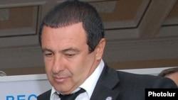 Armenia - Gagik Tsarukian, the leader of the Prosperous Armenia Party.