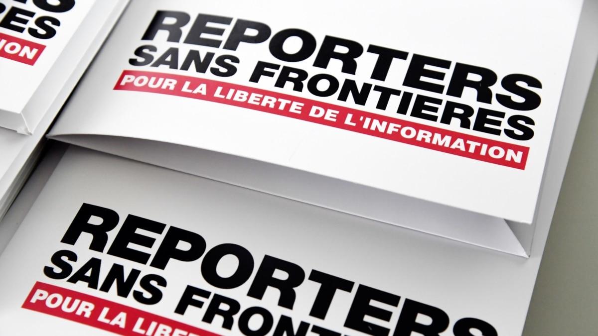 «Репортеры без границ» осудили «волну насилия» против украинских журналистов